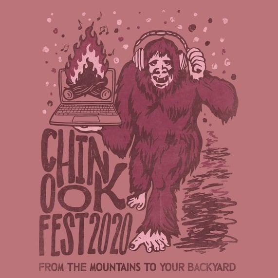 Chinook Fest 2020 College Hill Custom Threads