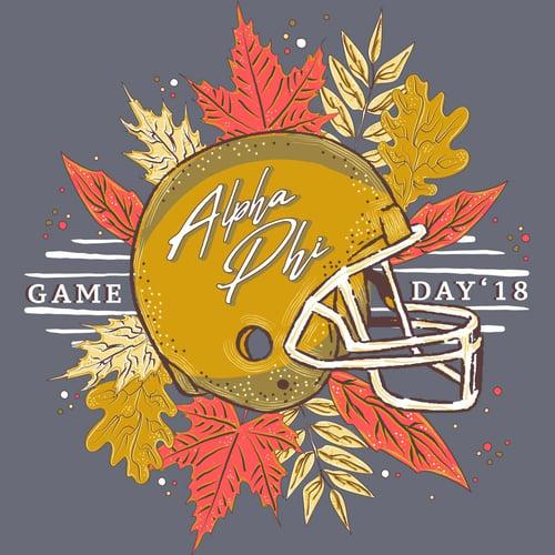 alpha_phi_southern_football_helmet_design